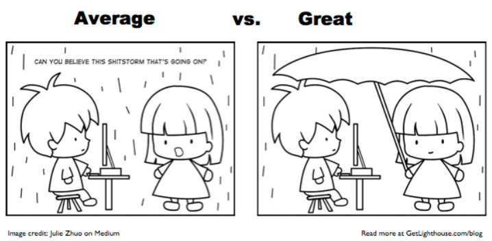 average-vs-great